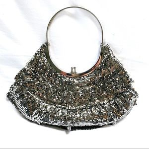 Vintage BCBG MAXAZRIA evening bag